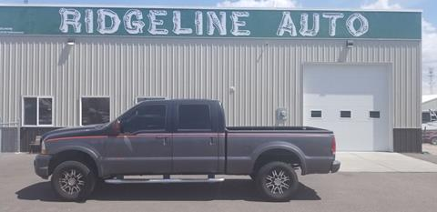 2004 Ford F-250 Super Duty for sale in Chubbuck, ID