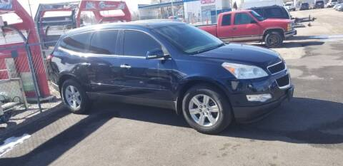 2011 Chevrolet Traverse for sale at RIDGELINE AUTO in Chubbuck ID