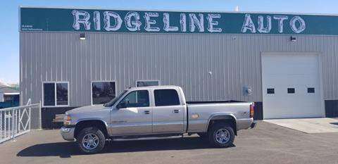 2005 GMC Sierra 2500HD for sale in Chubbuck, ID