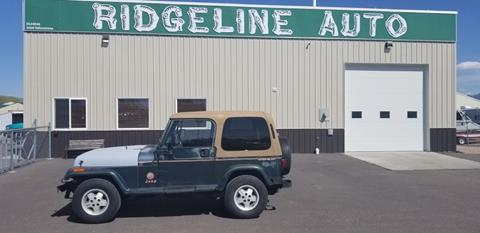1994 Jeep Wrangler for sale in Chubbuck, ID