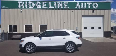 2011 Saab 9-4X for sale in Chubbuck, ID