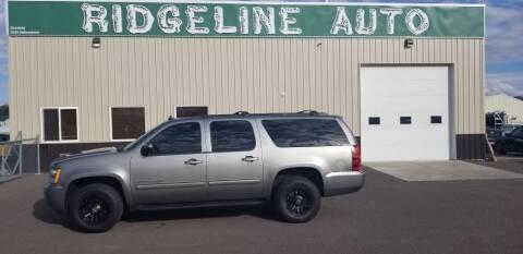 2009 Chevrolet Suburban for sale at RIDGELINE AUTO in Chubbuck ID