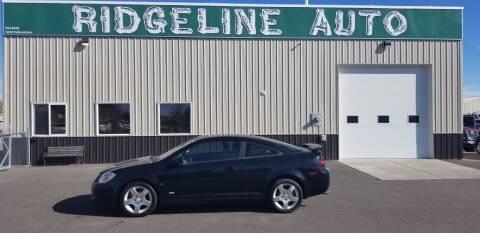 2007 Chevrolet Cobalt for sale at RIDGELINE AUTO in Chubbuck ID