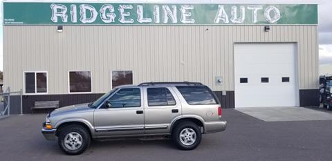 2000 Chevrolet Blazer for sale in Chubbuck, ID
