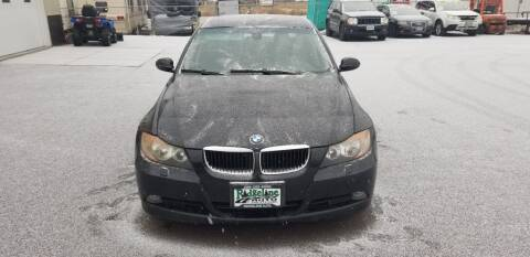 2007 BMW 3 Series for sale at RIDGELINE AUTO in Chubbuck ID