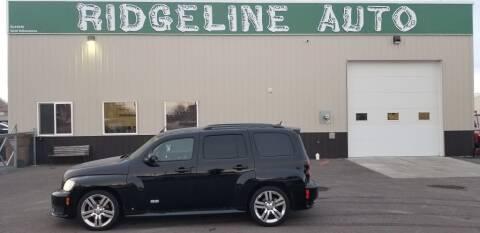 2009 Chevrolet HHR for sale at RIDGELINE AUTO in Chubbuck ID