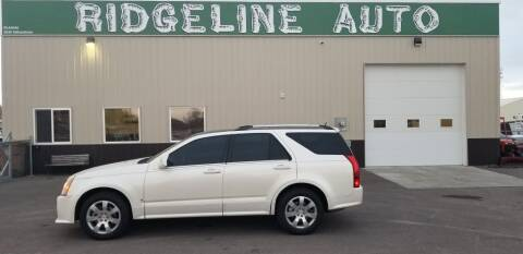 2007 Cadillac SRX for sale at RIDGELINE AUTO in Chubbuck ID