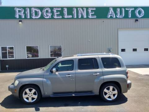 2006 Chevrolet HHR for sale at RIDGELINE AUTO in Chubbuck ID