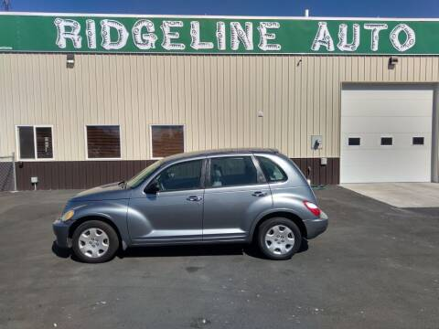 2008 Chrysler PT Cruiser for sale at RIDGELINE AUTO in Chubbuck ID
