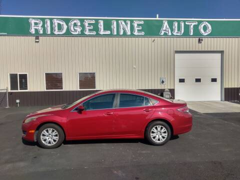 2010 Mazda MAZDA6 for sale at RIDGELINE AUTO in Chubbuck ID