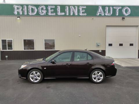 2011 Saab 9-3 for sale at RIDGELINE AUTO in Chubbuck ID