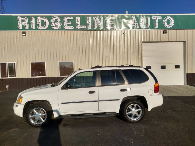 2007 GMC Envoy for sale at RIDGELINE AUTO in Chubbuck ID