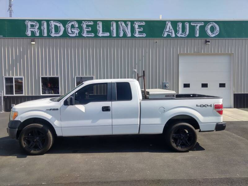 2009 Ford F-150 for sale at RIDGELINE AUTO in Chubbuck ID