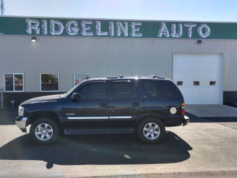 2006 GMC Yukon for sale at RIDGELINE AUTO in Chubbuck ID