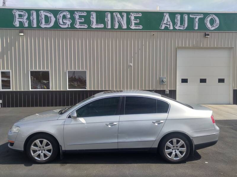2007 Volkswagen Passat for sale at RIDGELINE AUTO in Chubbuck ID