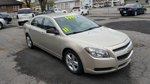 2011 Chevrolet Malibu for sale in Pocatello, ID