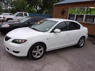 2005 Mazda MAZDA3 for sale in Crosby, TX