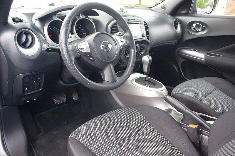 2016 Nissan JUKE for sale at Tarheel Auto Sales Inc. in Rocky Mount NC