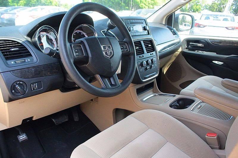 2016 Dodge Grand Caravan for sale at Tarheel Auto Sales Inc. in Rocky Mount NC