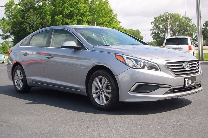 2016 Hyundai Sonata for sale at Tarheel Auto Sales Inc. in Rocky Mount NC