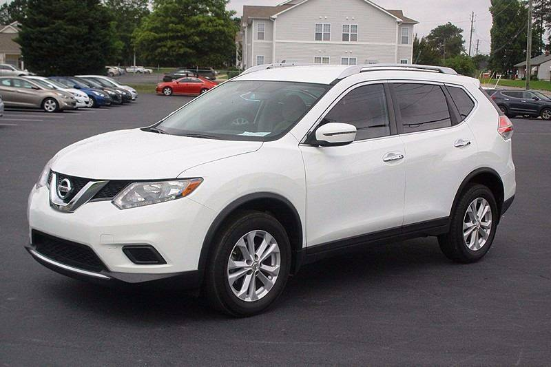 2016 Nissan Rogue for sale at Tarheel Auto Sales Inc. in Rocky Mount NC