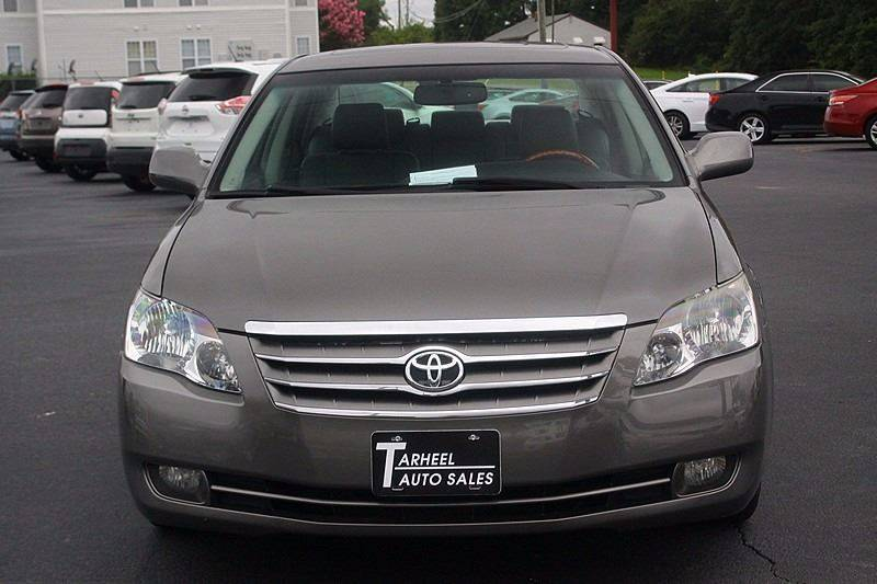 2007 Toyota Avalon for sale at Tarheel Auto Sales Inc. in Rocky Mount NC