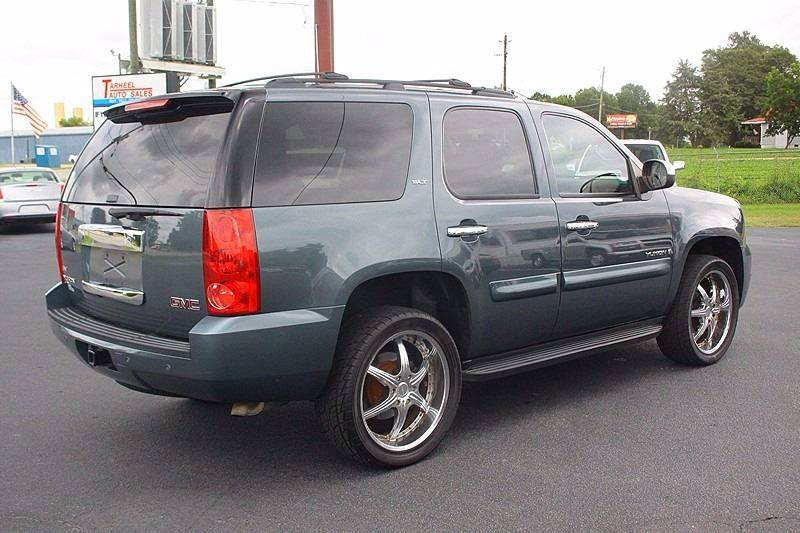 2008 GMC Yukon for sale at Tarheel Auto Sales Inc. in Rocky Mount NC