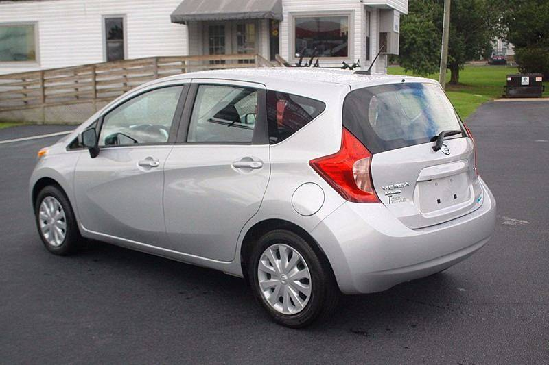 2016 Nissan Versa Note for sale at Tarheel Auto Sales Inc. in Rocky Mount NC