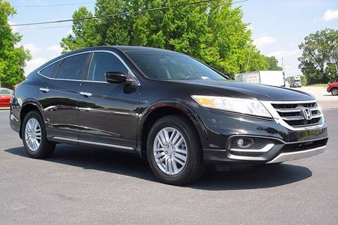 2013 Honda Crosstour for sale at Tarheel Auto Sales Inc. in Rocky Mount NC
