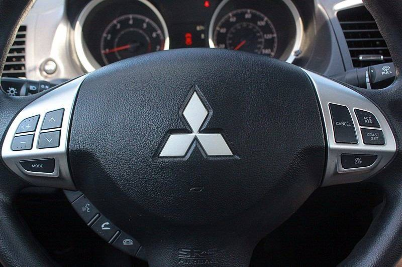 2016 Mitsubishi Lancer for sale at Tarheel Auto Sales Inc. in Rocky Mount NC