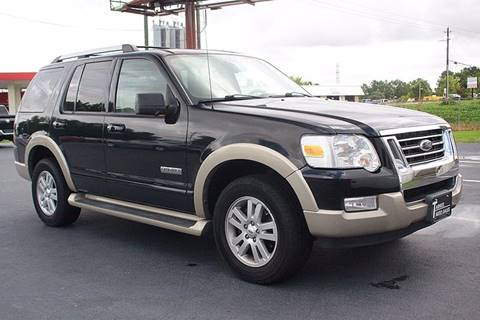 2006 Ford Explorer for sale at Tarheel Auto Sales Inc. in Rocky Mount NC