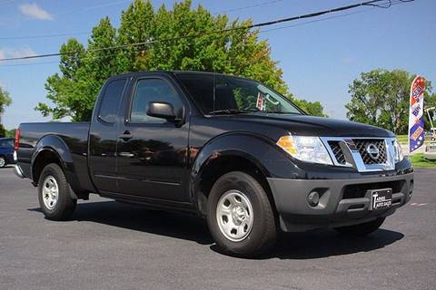 2015 Nissan Frontier for sale at Tarheel Auto Sales Inc. in Rocky Mount NC