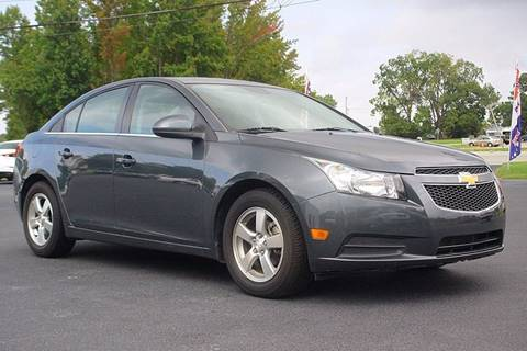 2013 Chevrolet Cruze for sale in Rocky Mount, NC