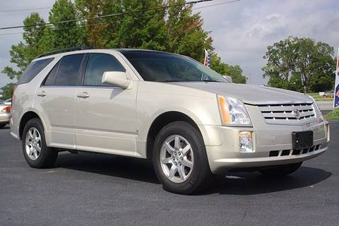2008 Cadillac SRX for sale in Rocky Mount, NC