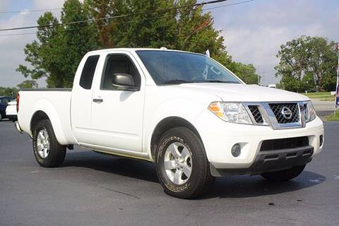 2013 Nissan Frontier for sale in Rocky Mount, NC