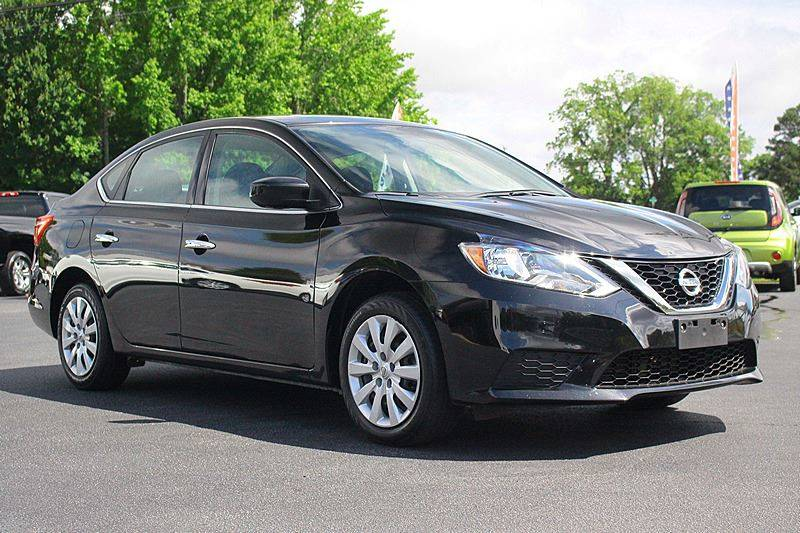 Attractive 2017 Nissan Sentra For Sale At Tarheel Auto Sales Inc. In Rocky Mount NC
