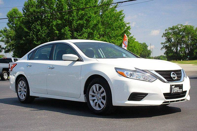 2017 Nissan Altima For Sale At Tarheel Auto Sales Inc. In Rocky Mount NC