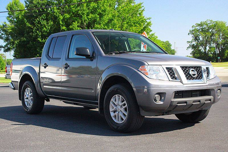 Superior 2017 Nissan Frontier For Sale At Tarheel Auto Sales Inc. In Rocky Mount NC