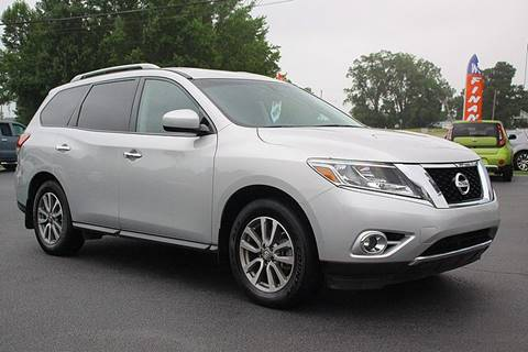 2015 Nissan Pathfinder For Sale In Rocky Mount, NC
