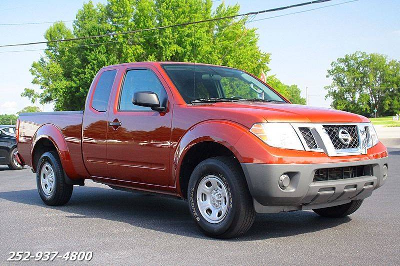 High Quality 2017 Nissan Frontier For Sale At Tarheel Auto Sales Inc. In Rocky Mount NC