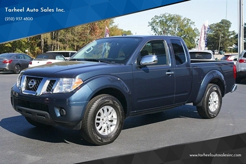 2017 Nissan Frontier for sale in Rocky Mount, NC