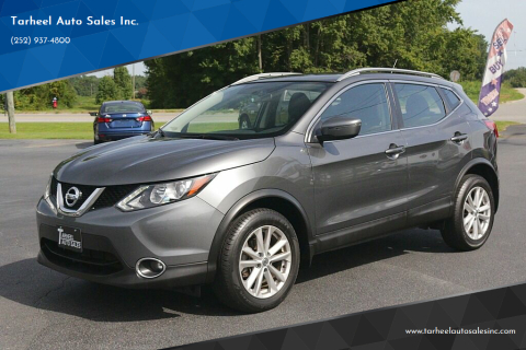 2017 Nissan Rogue Sport for sale at Tarheel Auto Sales Inc. in Rocky Mount NC