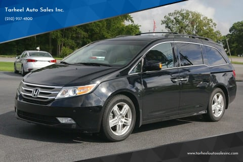 2011 Honda Odyssey for sale at Tarheel Auto Sales Inc. in Rocky Mount NC