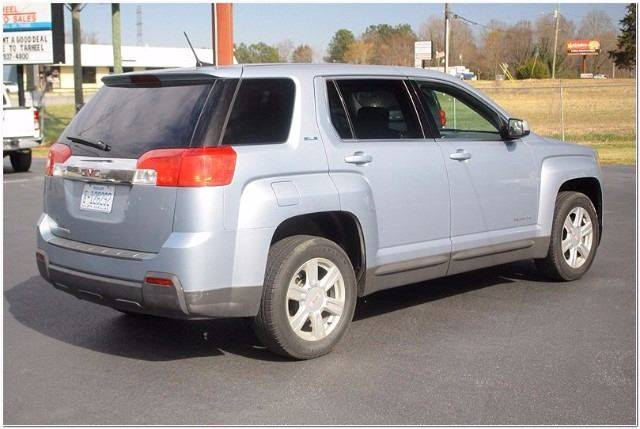 2014 GMC Terrain for sale at Tarheel Auto Sales Inc. in Rocky Mount NC