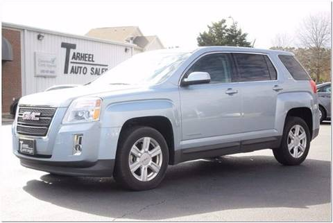 2014 GMC Terrain for sale at Tarheel Auto Sales Inc. in Rocky Mount NC