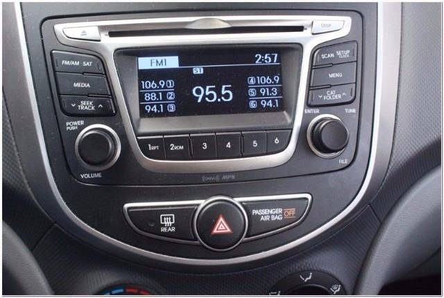 2016 Hyundai Accent for sale at Tarheel Auto Sales Inc. in Rocky Mount NC
