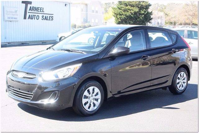 2015 Hyundai Accent for sale at Tarheel Auto Sales Inc. in Rocky Mount NC