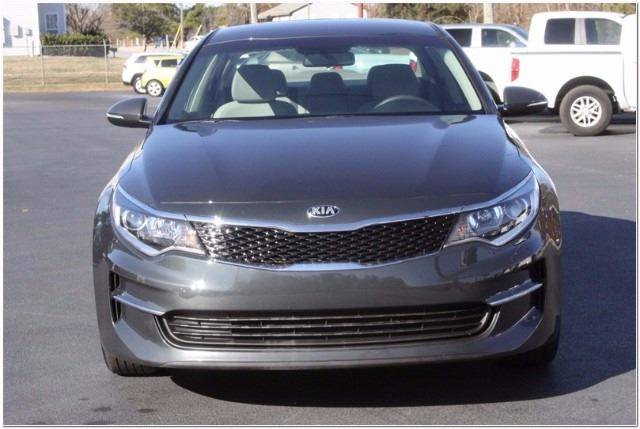 2016 Kia Optima for sale at Tarheel Auto Sales Inc. in Rocky Mount NC