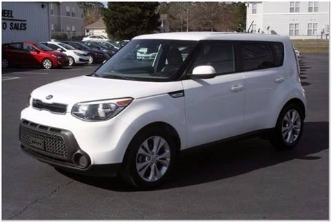 2015 Kia Soul for sale at Tarheel Auto Sales Inc. in Rocky Mount NC