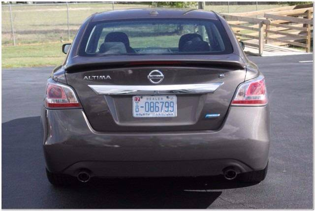 2014 Nissan Altima for sale at Tarheel Auto Sales Inc. in Rocky Mount NC